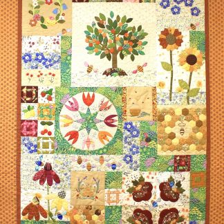 Bee quilt pattern